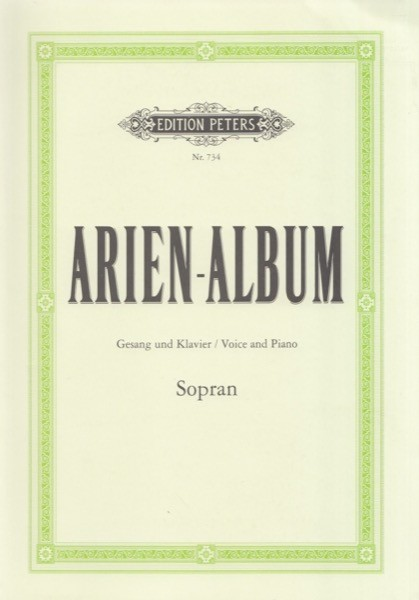 AA.VV. : Arien-Album, per Soprano