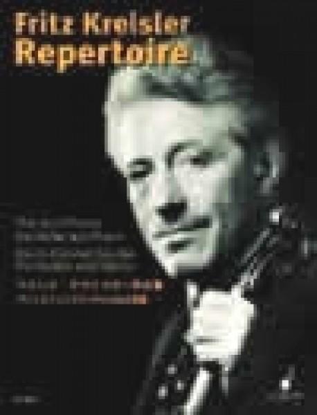 AA.VV. : Il repertorio di Fritz Kreisler. I più bei pezzi per Violino e Pianoforte, vol. I