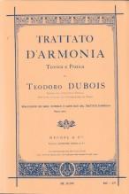 Dubois, Théodore : Trattato di Armonia. Teoria e pratica