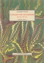Vivaldi, Antonio : Opere Incomplete, edizione critica vol. I. Concerti per traversiere, RV 431 e RV 432. Partitura tascabile