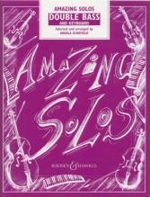 AA.VV. : The Amazing solos, per Contrabbasso e Pianoforte