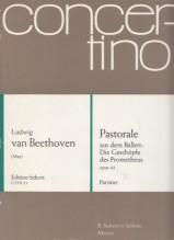 Beethoven, L. van : Pastorale dal Balletto Die Geschopfe des Prometheus, op. 43. Partitura