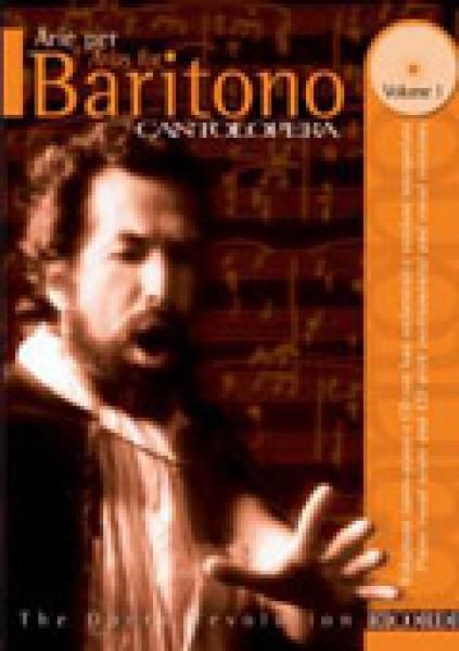 AA.VV. : Cantolopera. Arie per Baritono. Con CD