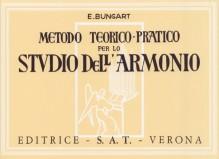 Bungart, E. : Metodo teorico pratico per lo studio dell'Armonio
