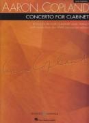 Copland, Aaron : Concerto per Clarinetto e Orchestra d'Archi, riduzione per Clarinetto e Pianoforte