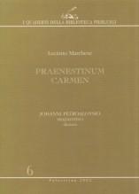 Marchese, L. : Praenestinum Carmen