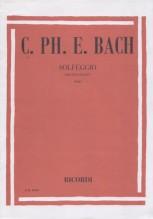 Bach, C.P.E. : Solfeggio per Pianoforte