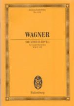 Wagner, E. : L'Idillio di Sigfrido. Partitura tascabile