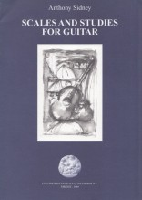Sidney, A. : Scales and Studies for Guitar