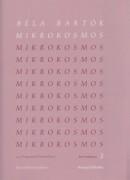 Bartók, Béla : Mikrokosmos vol. 3, per Pianoforte