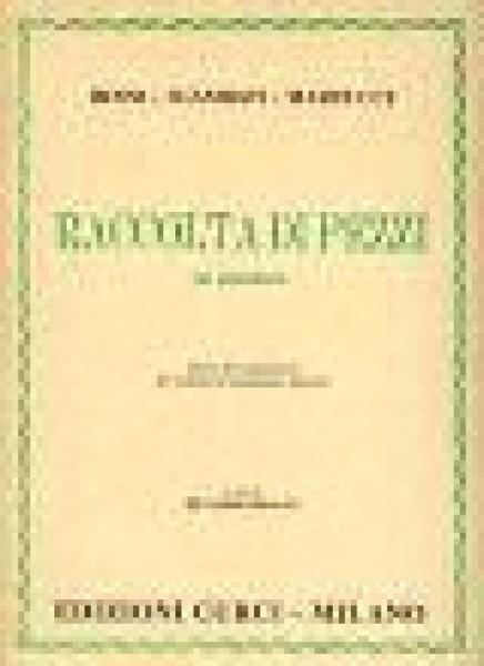 Bossi, M.E. - Sgambati, G. - Martucci, G. : Raccolta di pezzi per Pianoforte