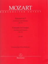 Mozart, Wolfgang Amadeus : Concerto per Pianoforte e Orchestra KV 459, riduzione per 2 Pianoforti. Urtext