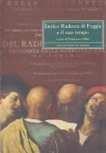 AA.VV. : Enrico Radesca di Foggia e il suo tempo