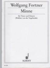 Fortner, W. : Minne, per Tenore e Chitarra