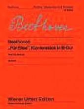 Beethoven, L. van : Per Elisa, per per Pianoforte. Urtext