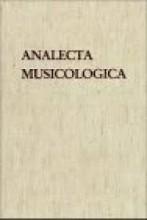 AA.VV. : Analecta Musicologica, vol. 30/I-II: Studi sulla storia della Musica italiana