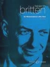Britten, B. : Metamorphoses after Ovid, per Oboe solo