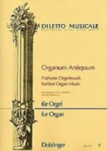 AA.VV. : Organum Antiquum, per Organo (Radulescu)