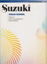Suzuki : Violin School, vol. 3. Piano Accompaniment
