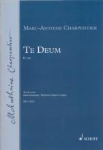 Charpentier, M.-A. : Te Deum, per Canto e Organo