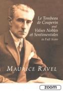 Ravel, Maurice : Le Tombeau de Couperin and Valses Nobles et Sentimentales. Partitura