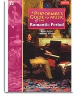 AA.VV. : A Performer's Guide to Music of the Romantic Period + CD (Burton)