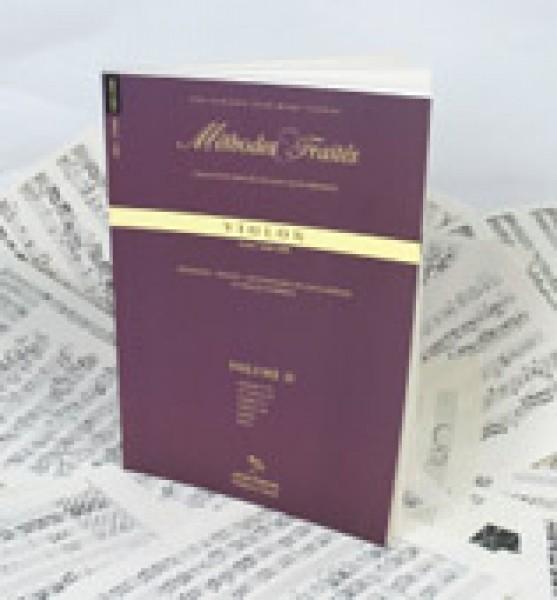 AA.VV. : Violino, Francia 1600-1800. Metodi e Trattati, vol. II. Facsimile