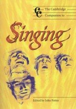 AA.VV. : The Cambridge Companion to Singing (Potter)
