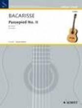 Bacarisse, S. : Passepied n. 2, per Chitarra (Yepes)