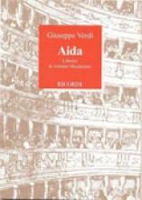 Verdi, G. : Aida, libretto
