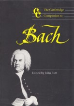 AA.VV. : The Cambridge Companion to Bach (Butt)