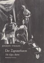 Strauss, J. : Der Zigeunerbaron, per Canto e Pianoforte